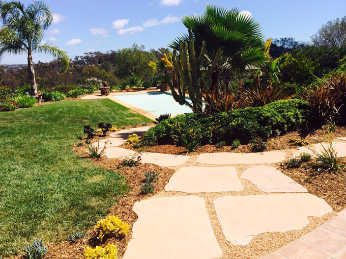 Carmel Valley Landscaping C H Garden's Artistic Landscape Design Inspiration Backyard Design San Diego Creative