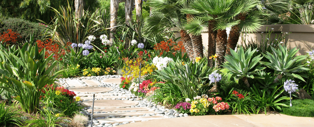 custom-landscape-design-with-stone-footpath