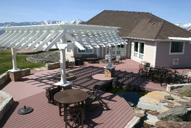 have your patio cover requirements and cost assessed by landscape
