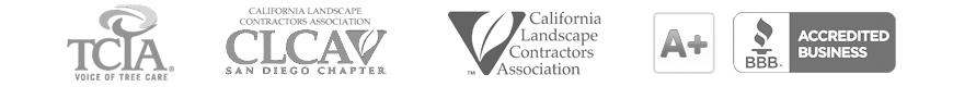 C&H Landscape accreditations